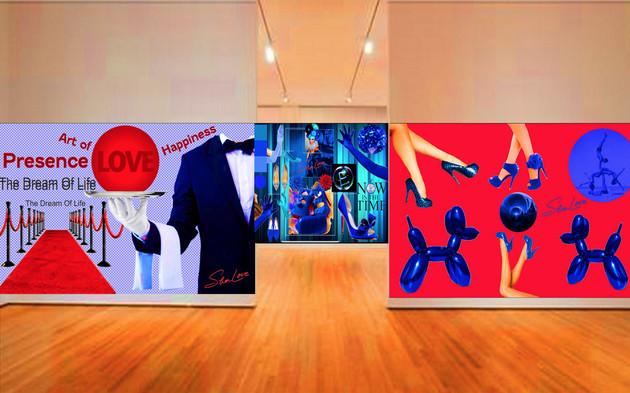Love Art Factory Art Shows