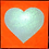 Thumbnail: Love Light Neon Orange 2