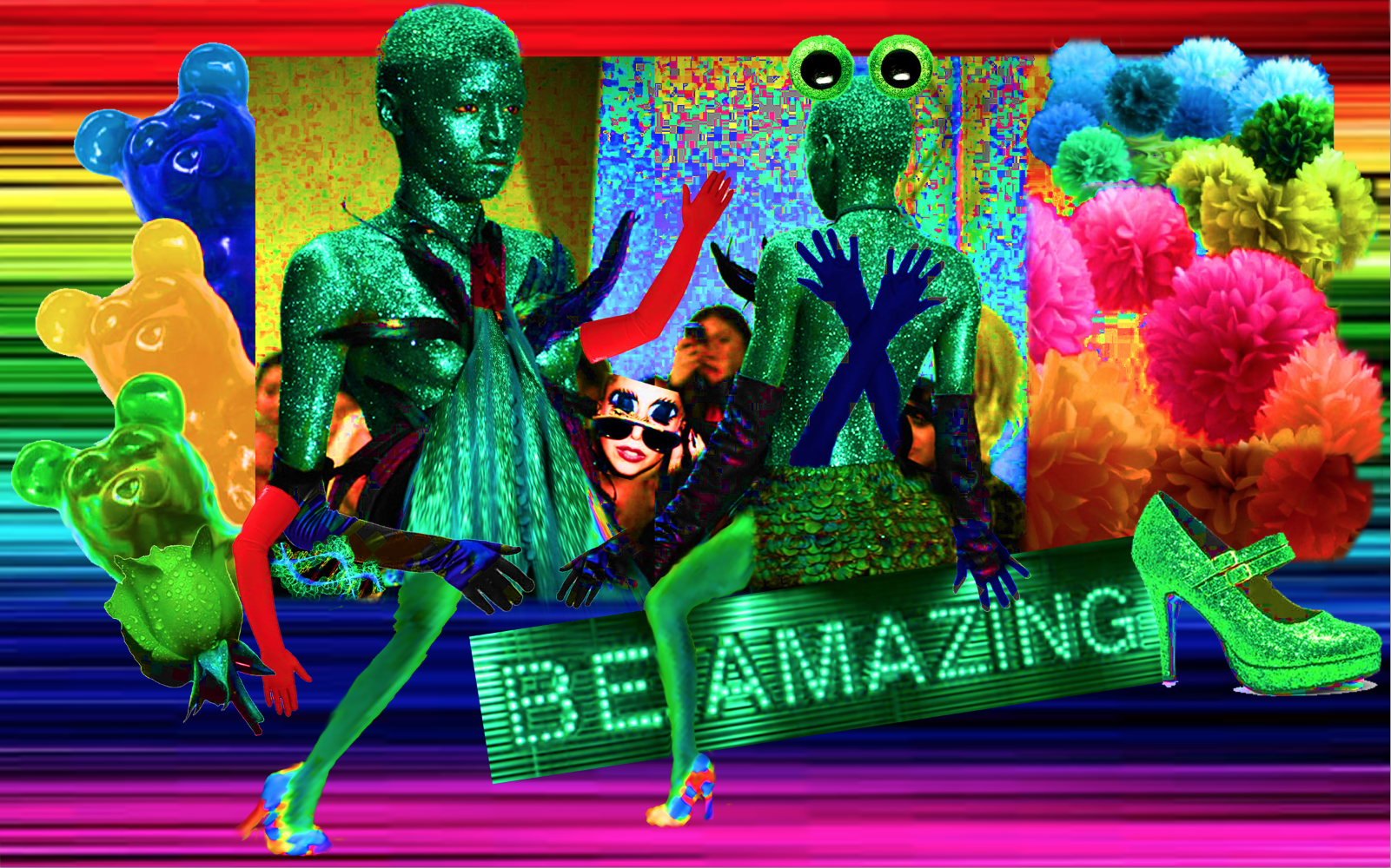 Be Amazing - Sher Love