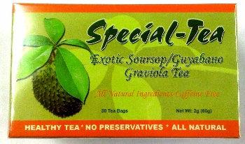Special Tea Guyabano Tea