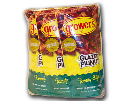 Growers Glazed Pili Nuts