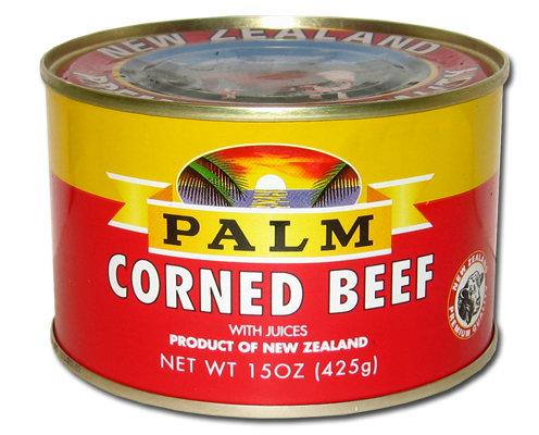 Palm Corned Beef, Regular