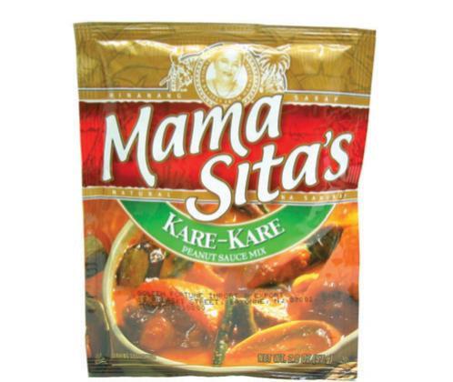 Mama Sita Peanut Sauce Mix