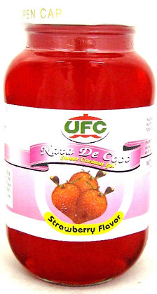 UFC Coconut Gel Strawberry Flavor