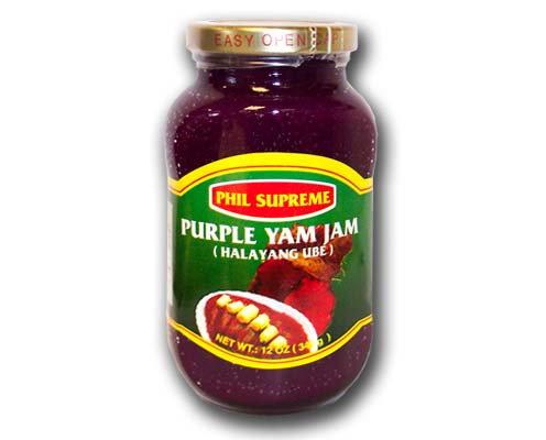 Phil Supreme Ube Jam