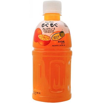 Mogu Mogu Orange Drink with Nata Bits