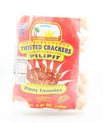Sunrise Twisted Crackers (Pilipit)