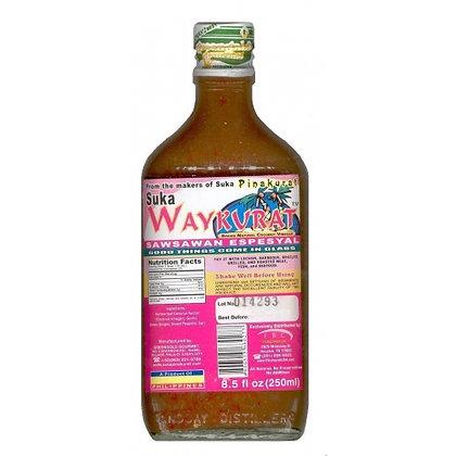 Waykurat Spiced Natural Coconut Vinegar