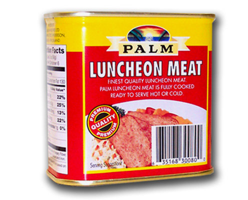 Palm Luncheon Meat