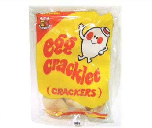 La Pacita Egg Cracklets