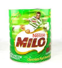 Nestle Canned Milo Powder