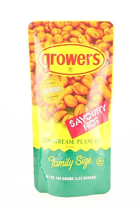 Growers Peanut, Hot