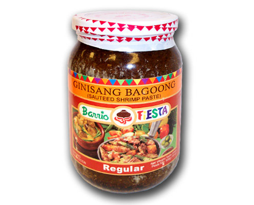 Barrio Fiesta Sauteed Shrimp Paste, Regular