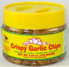Aling Conching Crispy Garlic Chips