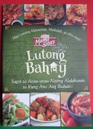 Mama Sita Lutong Bahay Cookbook