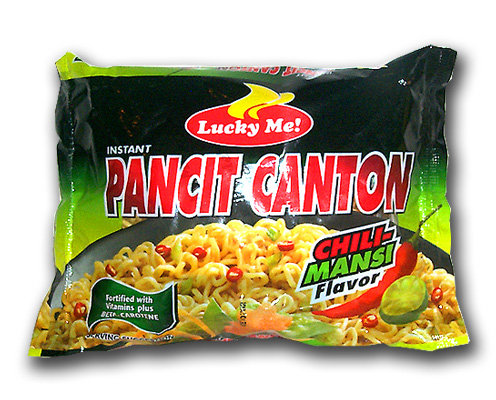 Lucky Me Instant Pancit Canton, Chilimansi