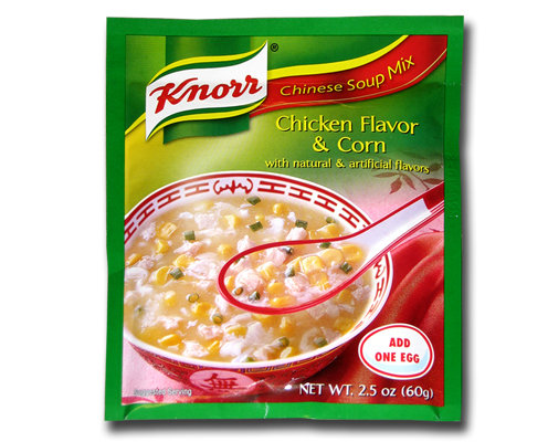 Knorr Chicken & Corn Soup Mix