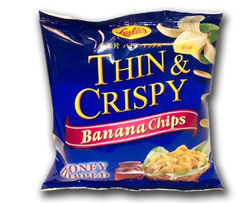 Leslie Honey Dipped Banana Chips
