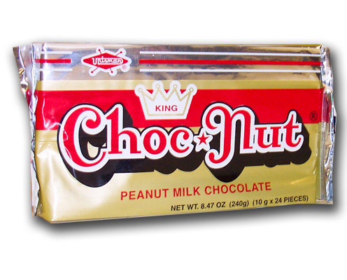 King Choc Nut Candy