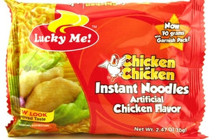 Lucky Me Chicken Mami Noodles