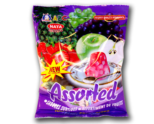 ABC Coconut Jelly - Assorted