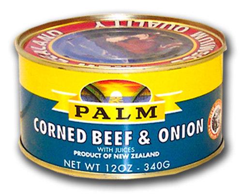Palm Corned Beef, Onion