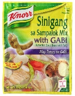 Knorr Tamarind Mix with Gabi (Taro)