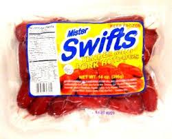 Mr. Swift Hot Dog Mini
