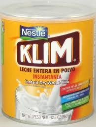 KLIM Powder Milk