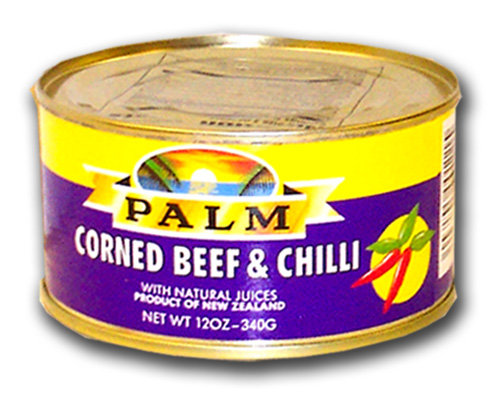 Palm Corned Beef, Chili