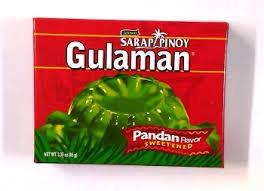 Sarap Pinoy Gulaman Powder Pandan