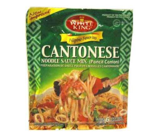 White King Pancit Canton Mix