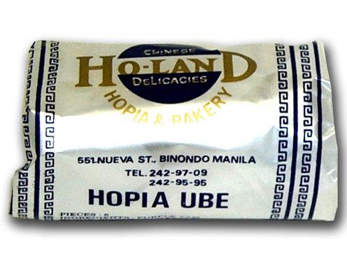 Holand Ube Hopia