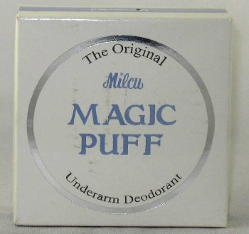 Milcu Magic Puff Women's Deo Powder