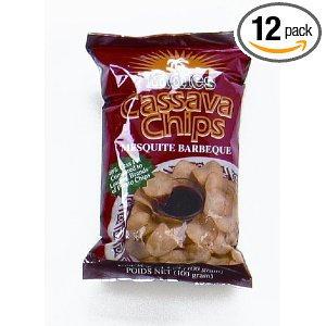 Indies Cassava Chips BBQ