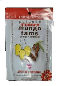 Gracias Mango Tams, Spicy
