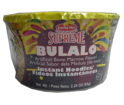 Lucky Me Instant Noodles-Bulalo