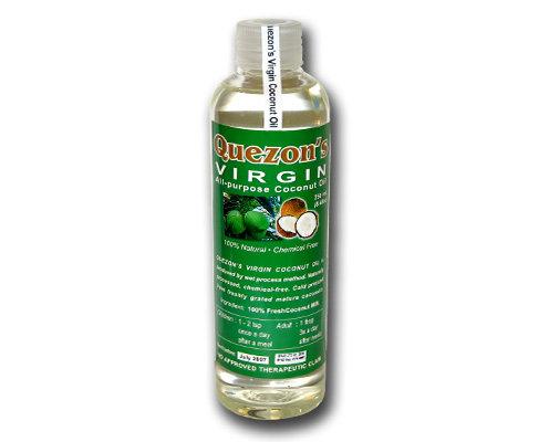 Quezon's Best Virgin Coconut Oil