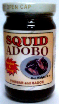 Leony's Squid Adobo