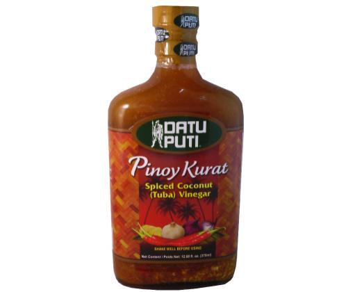 Datu Puti Pinoy Spiced Vinegar