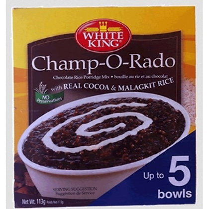 White King Champorado Mix in pack