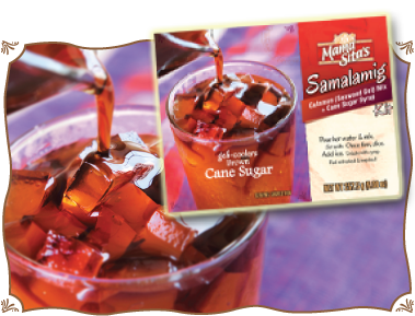Mama Sita Sa Malamig Kit, Cane Sugar Syrup