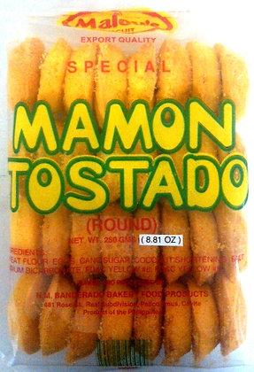 Malou's Special Round Mamon Tostado