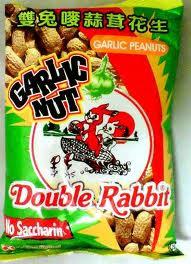 Double Rabbit Roasted Peanut wiith Shell