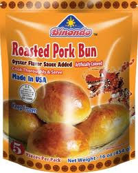 Binondo Roasted Pork Bun Precooked