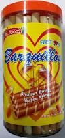 WL Barquillos Peanut Butter