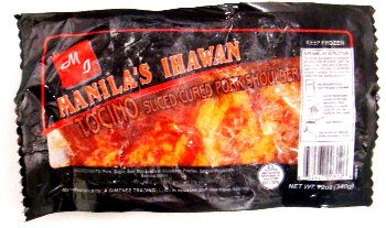 Manila Ihawan Frozen Pork Tocino