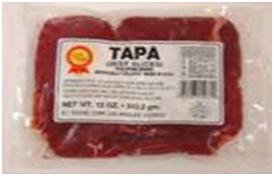 Gold Medal Beef Tapa