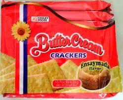 Butter Cream Ensaymada Crackers