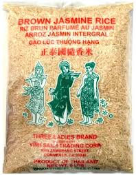 Brown Jasmine Rice